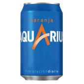 Aquarius Naranja (33 cl.)