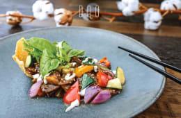 Яловичина wok з монгольським соусом (230г)