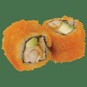 Masago california tempura crevette