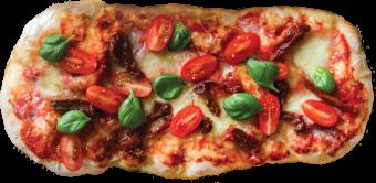 Delizioso z mozzarellą i pomidorami