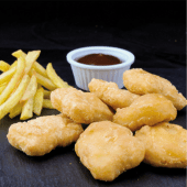 Nuggets de pollo (7 uds.)