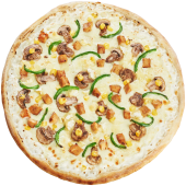Pizza Bianca d`Oro Ø 40cm