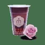 Bubble tea Black rose