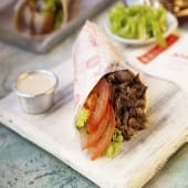 Shawarma de ternera