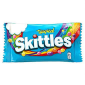 Skittles Tropical Pouch-55G