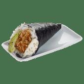 Temaki tartare saumon fromage