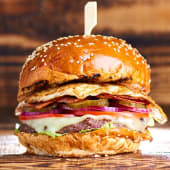 Meniu Presto Burger vita