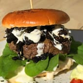 Burger tokyo (150 g.)