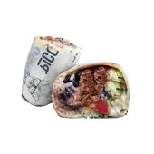 Burrito más gallo Hollywood (carne)