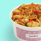 Noodles with Chicken