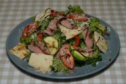 Салат з телятиню гриль (250г)