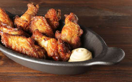 Chicken wings 8pz
