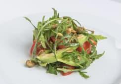 Салат з томатів і авокадо (220г)