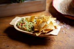 Chips & Fresh Guacamole