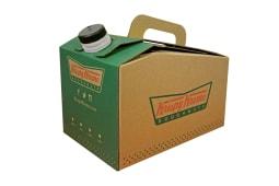Brew box : 8 vasos de 12 onzas de nuestro delicioso café de la casa