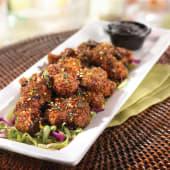 Fridays sesame chicken strips 300g