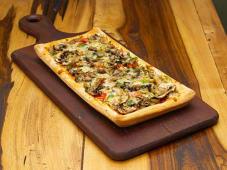 Pizza mediana light