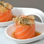 Salmone e tartufo Gio