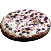 Pizza española (familiar)