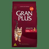 Gran Plus Gato Adulto Sabor Carne & Arroz 10 Kg