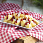Patatas con chistorra (grandes)
