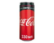Coca Cola Zero (330мл)