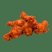 Крильця у хрусткій паніровці (620г/12шт)