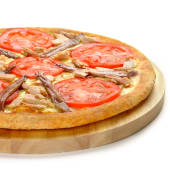 Pizza mediterránea (pequeña)