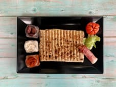Dalmatinska tostirana-slana palačinka