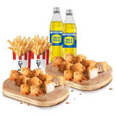 Combo Chick'n Share 18 Nuggets