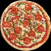 Pizza Capricciosa Ø 24cm
