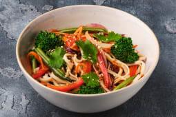 Локшина овочева під устричним соусом (350г)