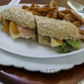 Sándwich Manjar Real