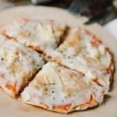 Pizzeta brie
