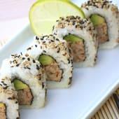 Classic tuna roll (5 piezas)