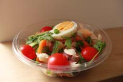 Salata mange tout