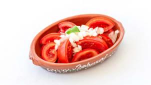 Paradajz salata sa lukom