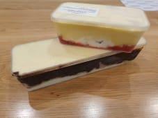 Tronchetto piccolo al cioccolato per 3 persone