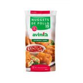 Nuggets brocoli y queso bolsa 15 un