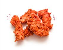 Курячі стріпси (250г/6шт)