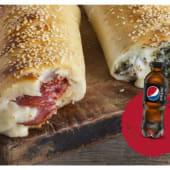 Promo Strombolis c/gaseosas
