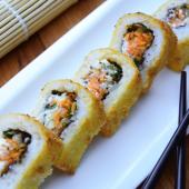 Hot veggie roll (5 uds.)