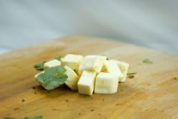 Dodatkowa porcja sera paneer