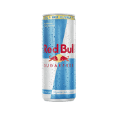 Red bull sugar free 0.25l