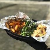 Менша обідня тарілка (400г)