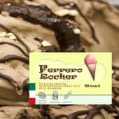 Helado de Ferrero Rocher (500 ml.)