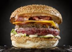 Burger Santa Royal