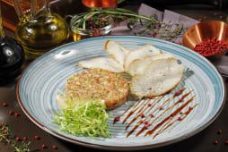 Тартар з лосося (150г)
