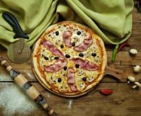 პიცა კაპრიჩიოზა 42 სმ