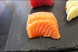 Sashimi de Salmão (8 Unidades)